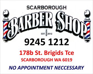 Scarborough Barber Shop