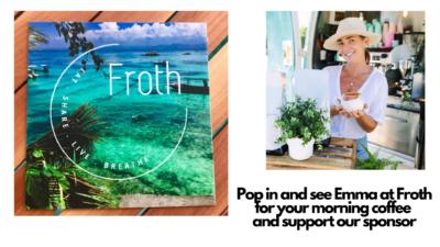 Froth Coffee Van